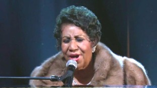 Soul legend Aretha Franklin moves US President Barack Obama to tears with show-stopping performance