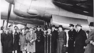 New Year's Day marks 70 years since Heathrow's first flight