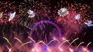 Happy New Year London!
