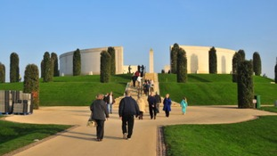 'Paws for remembrance' among National Memorial Arboretum's 200 events for 2016