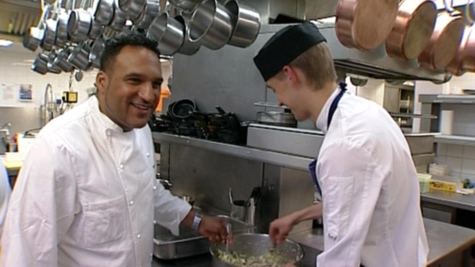 Celebrity chef restaurants | AA