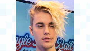 Justin Bieber ousts NHS choir after just one week at no.1