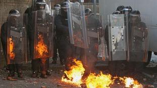 Belfast riots