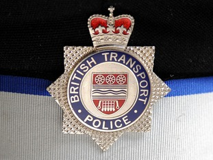 British Transport Police are looking for witnesses after a man was stabbed in Winsford