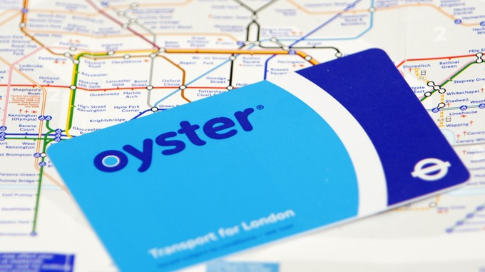 Image result for oyster card