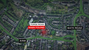 A 59-year-old man was found at a Stourbridge flat