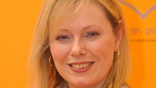 Ffion Hague, the wife of Foreign Secretary William, pictured at the Veuve Clicquot Business Woman of the Year Awards in April.