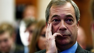 Car belonging to Nigel Farage 'sabotaged in assassination attempt'