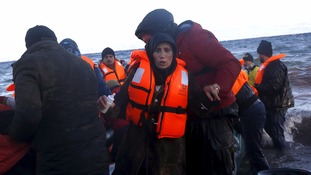 Child becomes first migrant crisis casualty of 2016
