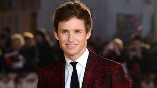 Actor Eddie Redmayne tops 'Best Dressed Men' list for 2016