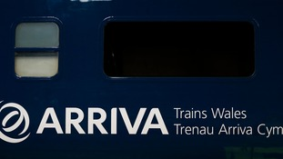 Arriva Trains Wales signage