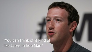 'Like Jarvis in Iron Man': Mark Zuckerberg unveils plans to build artificially intelligent assistant