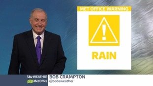 More on what's to come with with our weather guru Bob Crampton