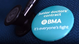 The strike is planned for next Tuesday, the BMA said