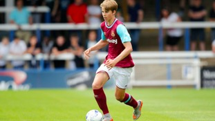 Martin Samuelsen is staying at Peterborough United.