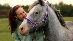 Laura Davies worked Essex Horse and Pony protection Society in Pitsea.