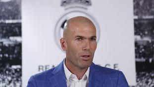 Zidane wants Champions League title this season