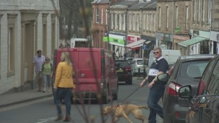 Study finds rise in footfall across Border towns