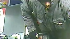 Detectives have issued CCTV images of one of the men they want to speak to