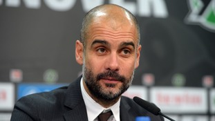 Guardiola: I'm leaving Bayern to manage in the Premier League
