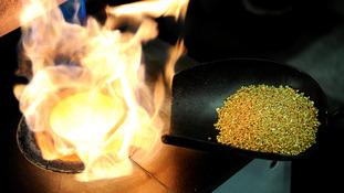 Meling gold