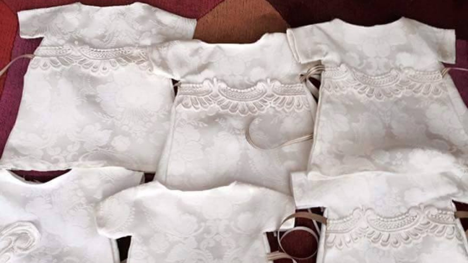 Woman \'overwhelmed\' by response after wedding dress turned into ...