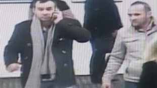 Police want to talk to these men following a robbery in Hartlepool