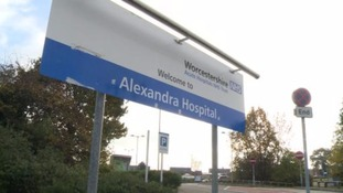 The maternity ward at The Alexandra Hospital was closed down on 5th November.