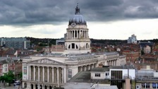 The Leader of Nottingham City Council thinks authorities in the East Midlands would be more effective working together.