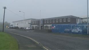 General Mills Jus-Rol factory