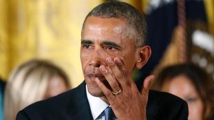 US Republicans attack Obama's gun control moves