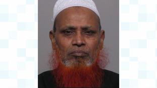 65-year-old Komar Uddin