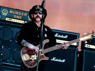 "The rock star, whose real name was Ian Kilmister, died just days after celebrating his birthday following a short battle with an ""extremely aggressive cancer""."