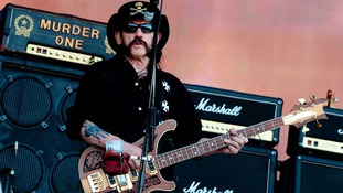 York rock fan calls for heavy metal tribute to Lemmy