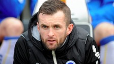 Nathan Jones looks set to be the new manager at Luton Town.