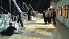 Titanic drama