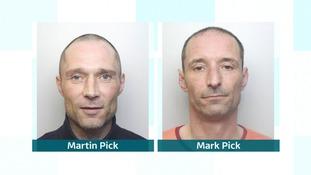 Martin and Mark Pick