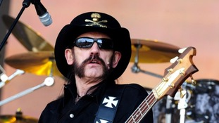 Ian 'Lemmy' Kilmister died aged 70 in December