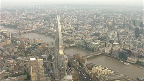 The Shard, Europe's tallest building