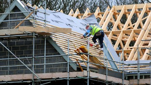 House building could provide 'huge economic boost' in Wales