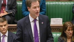Nick Clegg still hopes to see House of Lords reform in the future