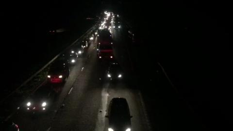 M5 Night Video 1