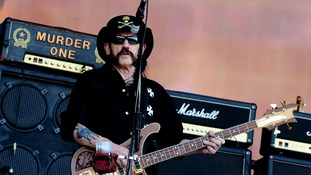 Motörhead announce the funeral of frontman Lemmy will be streamed live on YouTube