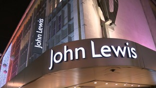 John Lewis is not happy, despite impressive sales figures.