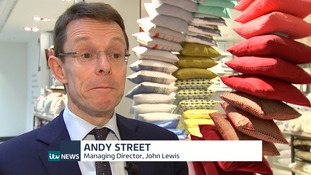 Andy Street thinks there is an 'Amazon tax problem'.