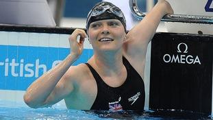 Susannah Rodgers Paralympics