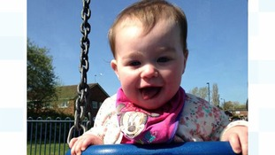 Mother in court charged with causing death of two-year-old daughter