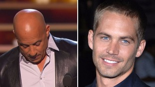 Vin Diesel breaks down in tears as he sings See You Again in tribute to Paul Walker at People's Choice Awards