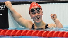 Ellie Simmonds Paralympics great Britain
