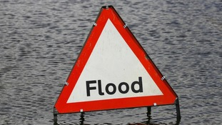 Several flood alerts have been issued in the Anglia region following heavy rain.